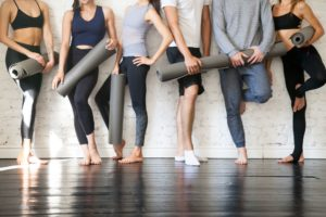 Pilates At Home - Group Class