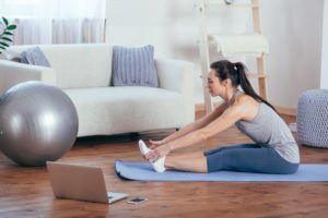 Pilates At Home - Online Pilates